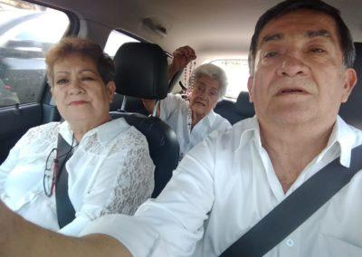 Viviendo Chispa DM en familia mientras viajan Cali Colombia