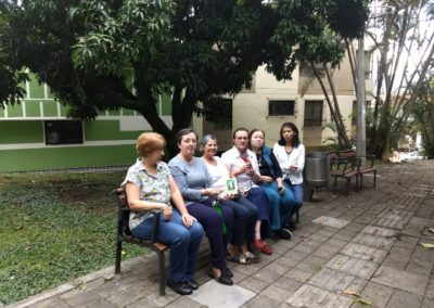 Viviendo Chispa DM en parque en Medellin Colombia
