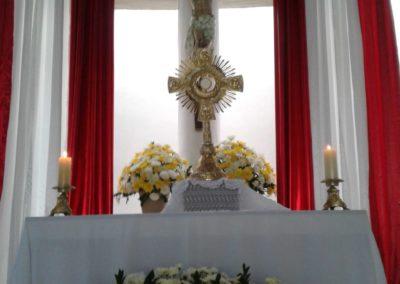 Viviendo Chispa DM en parroquia santisima Trinidad La Ceja Colombia