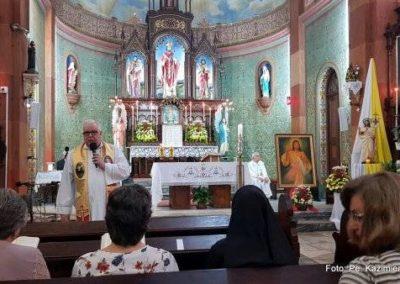 Niedziela Bożego Miłosierdzia w Kurytybie -1