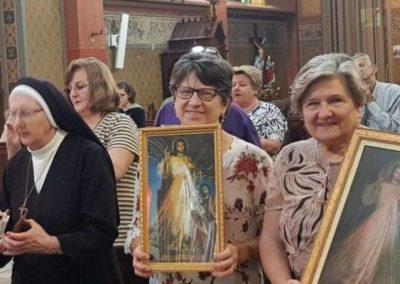 Niedziela Bożego Miłosierdzia w Kurytybie -4