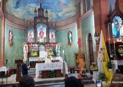 Niedziela Bożego Miłosierdzia w Kurytybie -5
